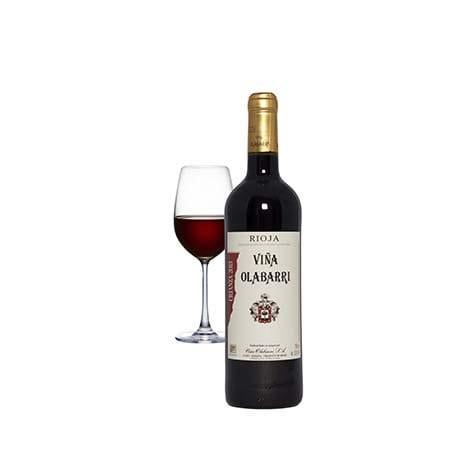 Viňa Olabarri Crianza, een heerlijke houtgerijpte Rioja