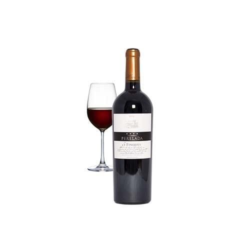 Een uitzonderlijke Spaanse rode wijn, deze Reserva van Bodegas Perelada uit Emporda.