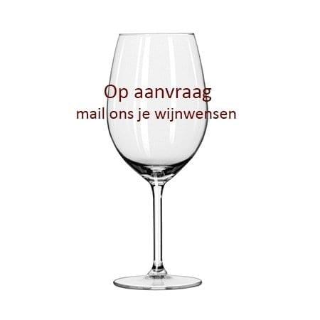 Op aanvraag mail ons je wijnwensen