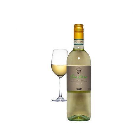 Cortese Piemonte, vol, elegant en delicaat van smaak
