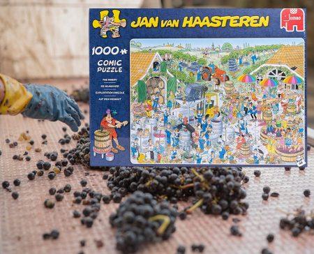 Jan van Haasteren De Wijngaard
