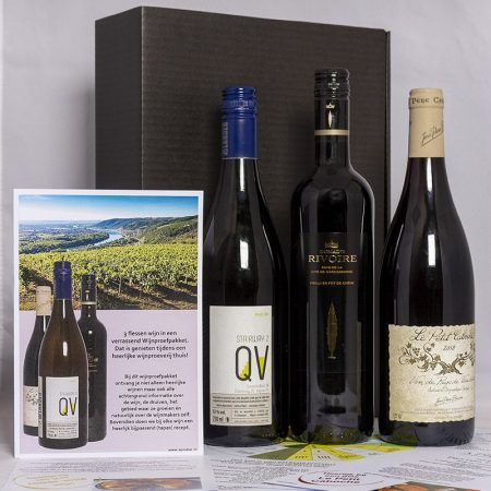 Wijnproefbox Wijnbeleving Frankrijk
