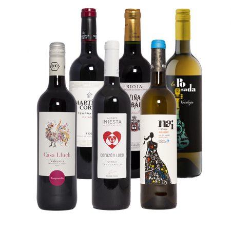 Wijnpakketten bij aProbar